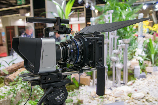 This camera is cool: The Blackmagic Design Cinema Camera