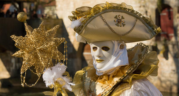 HALLia VENEZiA 2014 - The venetian carnival in the historic city of Schwaebisch Hall